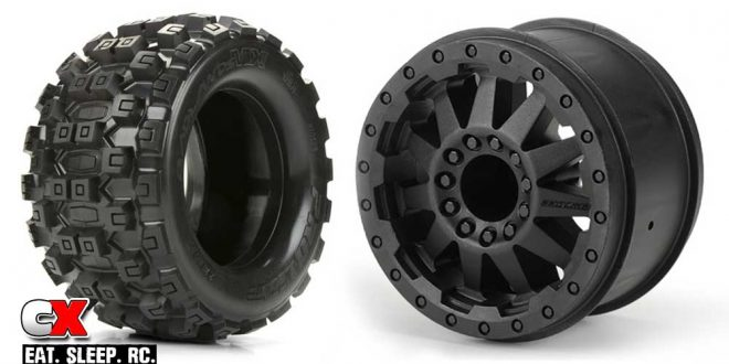 Eat. Sleep. RC. June 2016 Giveaway Update – Pro-Line Badlands MX28 2.8 Tires and F-11 Wheels