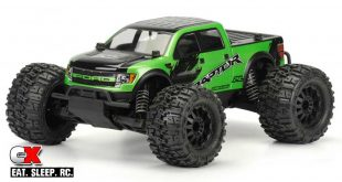 Eat. Sleep. RC. June 2016 Giveaway Update – Pro-Line Racing Ford F-150 Raptor SVT Body