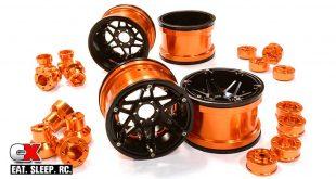 Integy 2.2 Class Billet Machined Aluminum Wheels
