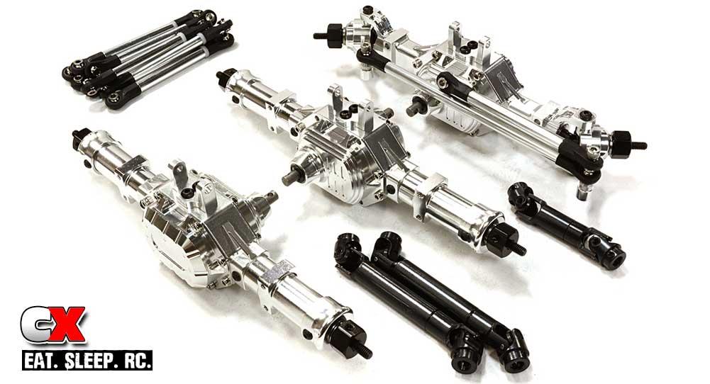 Integy 6x6 and 8x8 DIY Axle Conversion Kits