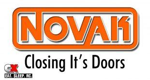 Team Novak is Closing It's Doors