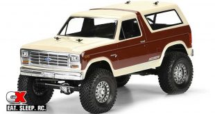 ProLine 1981 Ford Bronco Body