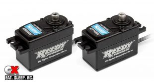 Reedy RS0806 LP and RT1408 LP HV Digital Servos