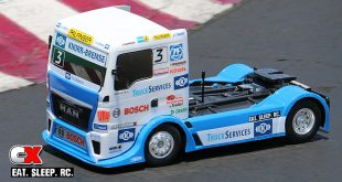 Review: Tamiya Team Hahn Racing MAN TGS