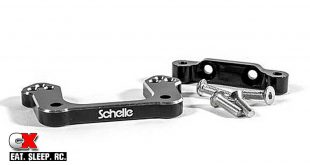 Schelle Racing Rear Camber Block for the TLR 22 3.0