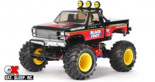 Tamiya Blackfoot Re-Release