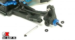 Team Associated RC10B6D Build - Part 5 - Rear Suspension Pt2