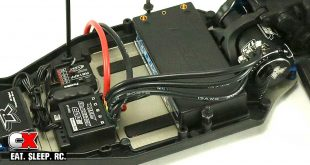 Team Associated RC10B6D Build - Part 8 - Electronics