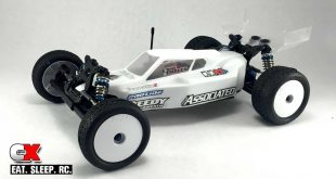 Team Associated RC10B6D 2WD Buggy Build