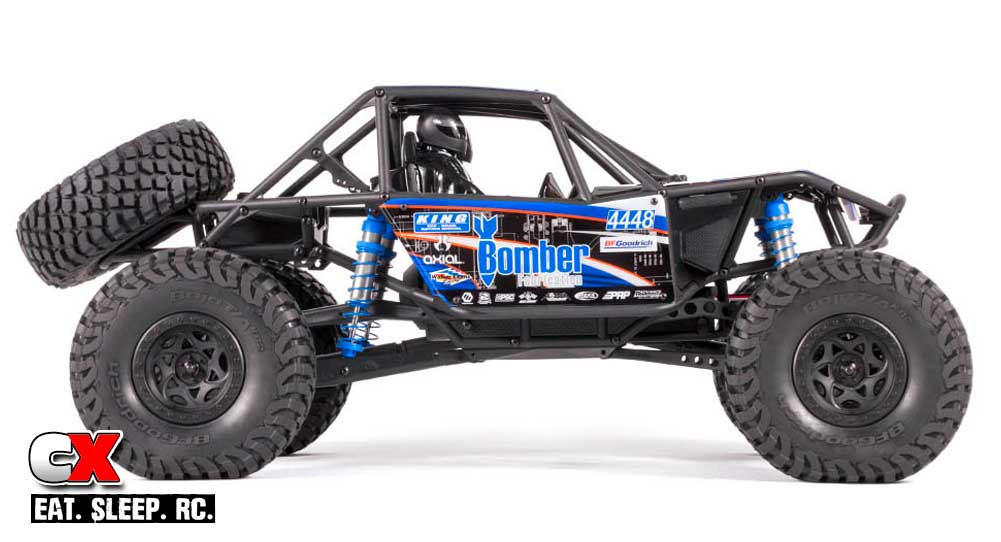 Eat. Sleep. RC. July 2016 Giveaway Update –Axial Racing RR10 Bomber RTR