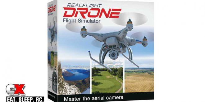 RealFlight Drone and RealFlight Mobile Flight Simulators