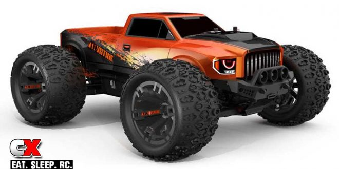 Redcat Racing TR-MT10E 1:10 Scale Monster Truck