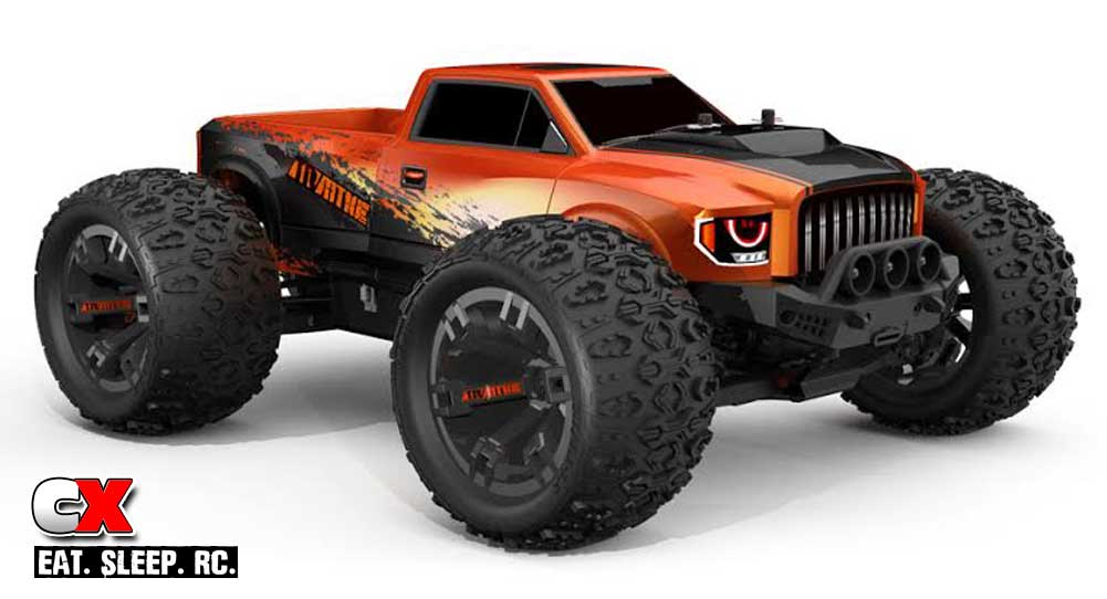 redcat racing tr mt10e 1 10 scale monster truck. Black Bedroom Furniture Sets. Home Design Ideas