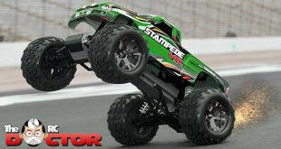 Keep the Front End Down on my Traxxas Stampede Wheelie Machine