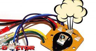 Wiper Speed Control Not Powering Motor