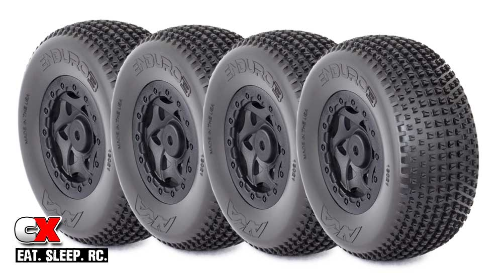 Eat. Sleep. RC. August 2016 Giveaway Update - AKA Pre-Mounted Enduro SC Tires and Wheels