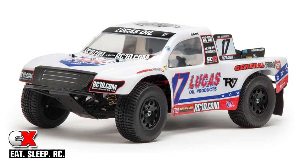 Eat. Sleep. RC. August 2016 Giveaway Update - Team Associated's SC10 RTR Brushless Combo