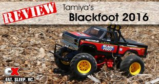 Review: Tamiya Blackfoot 2016