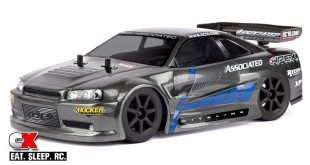 Team Associated APEX 1:18 Scale RTR Touring Car