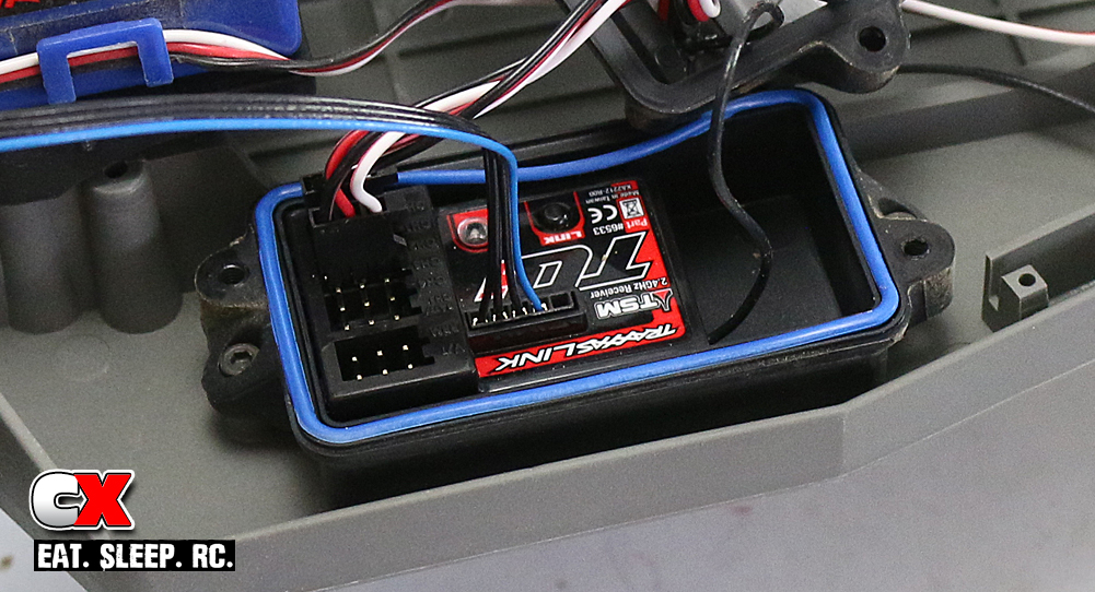 How To Reset Traxxas Receiver