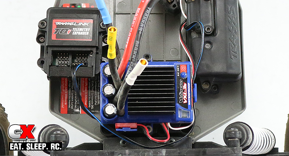 How To: Install Traxxas Telemetry Expander System into Your Rustler
