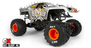 Axial Racing MAX-D 1:10 4WD Monster Truck RTR