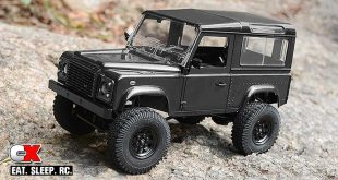 Eat. Sleep. RC. September 2016 Giveaway Update – RC4WD 1:18 Gelande II RTR