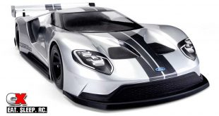 Protoform Ford GT Clear Body