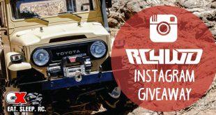 RC4WD Instagram Giveaway