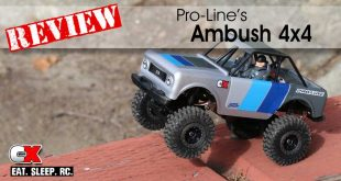 Review: Pro-Line Racing Ambush 4x4 Mini Scale Crawler