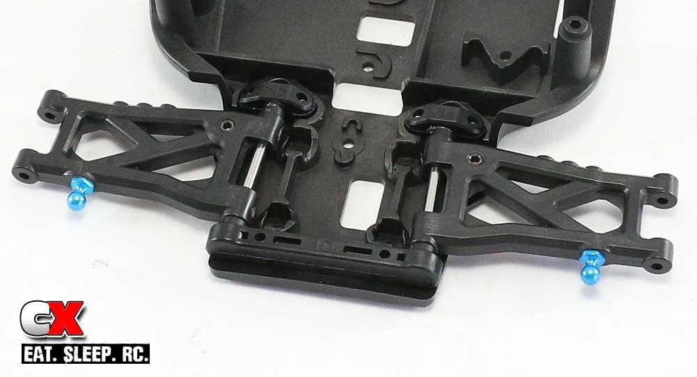Tamiya TA07 Pro Build - Part 1 - Rear Suspension