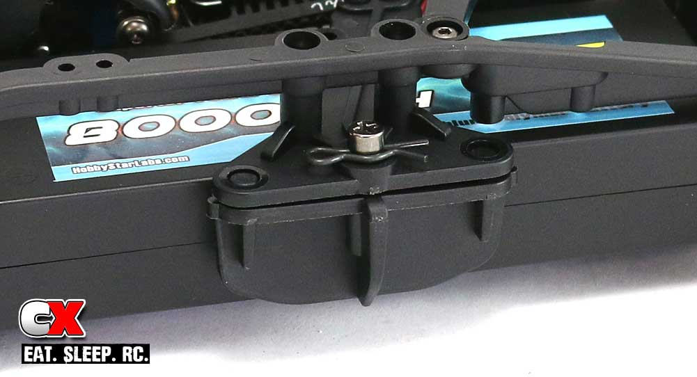 Tamiya TA07 Pro Build Part 10 - Wheels / Body Mounts / Battery Tray