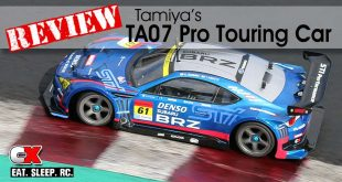 Review: Tamiya TA07 Pro Touring Car