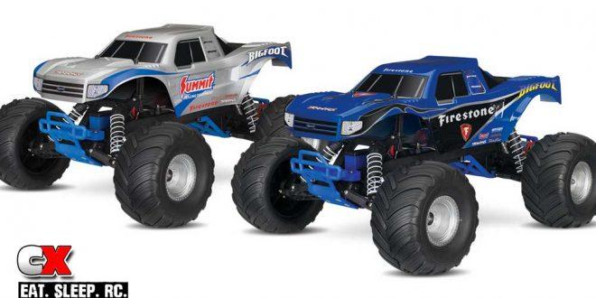 Traxxas Bigfoot 2WD Monster Truck