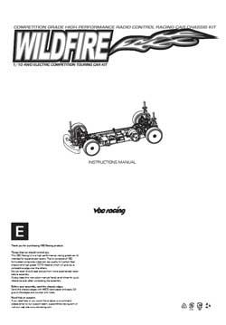 VBC Racing Manuals