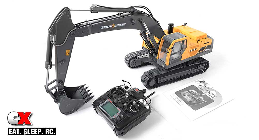 model drone kits with Rc4wd 114 Scale Earth Digger 360l Hydraulic Excavator Rtr on 282412808243 as well 390272 additionally 385254 moreover 380700 further Spooky Drone Mods.