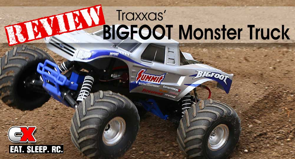 Review: Traxxas BIGFOOT 2WD Monster Truck