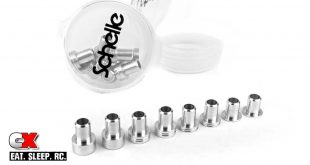 Schelle Racing B6 Steering Bushing Tuning Set