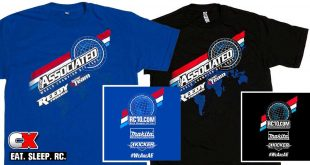 Team Associated 2016 Worlds Apparel
