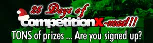 25 Days of CompetitionX-mas!