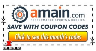 Save Money with AMain Hobbies November Coupon Codes