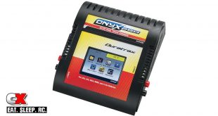 Duratrax Onyx 260 AC/DC Touch Screen Dual-Port Charger