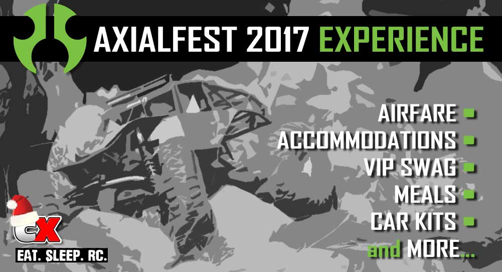 25 Days of CompetitionX-mas - AXIALFEST 2017 Experience