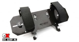 Integy Carbon Fiber Battery Tray for the Axial SCX10