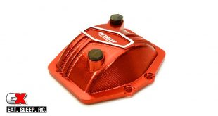 Integy Type IX Billet Alloy HD Diff Cover for the Axial Wraith