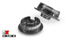 JConcepts Fin 0mm Offset Spring Cup