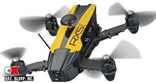 RISE RXS255 Extreme Speed FPV Racer