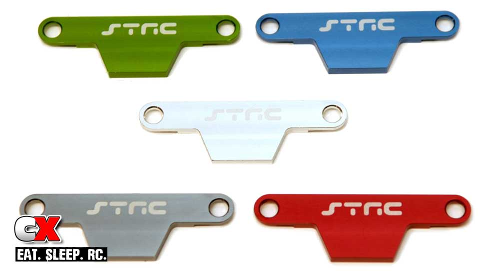 STRC Aluminum Option Parts for the Traxxas BIGFOOT, Stampede, Rustler/Bandit and Slash 2WD