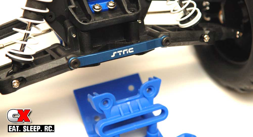STRC Aluminum Option Parts for the Traxxas BIGFOOT, Stampede