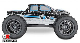 Tekno RC MT410 1:10 4x4 Pro Monster Truck Kit